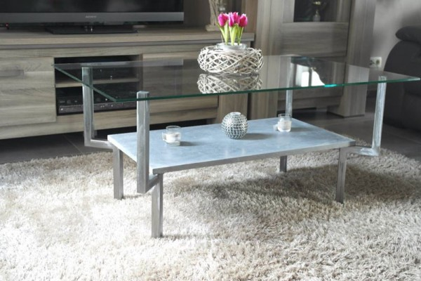 table-basse-beton-verre
